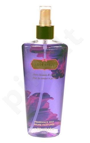 Victoria Secret Love Spell, maitinamasis kūno purškiklis moterims, 250ml