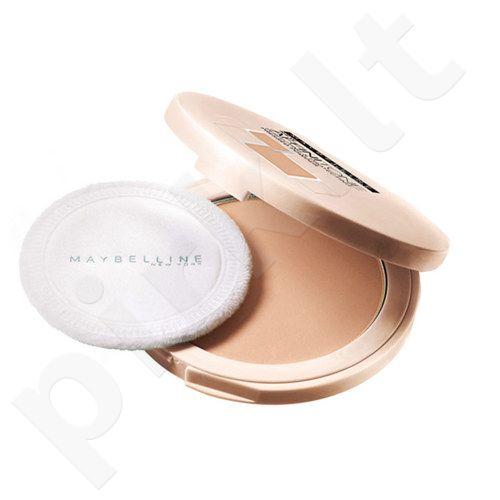 Maybelline Affinitone, kompaktinė pudra moterims, 9g, (03 Light Sand Beige)
