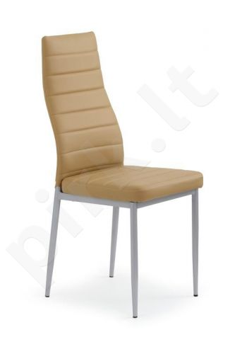 Kėdė K70, šviesiai rudos sp.