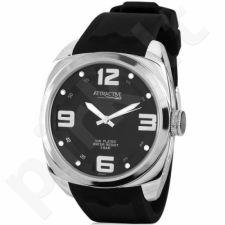 Vyriškas laikrodis Q&Q Atractive DB28J305Y