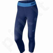Sportinės kelnės Nike Pro Cool 3/4 W 725468-456