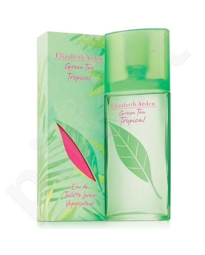 Elizabeth Arden Green Tea Tropical, tualetinis vanduo (EDT) moterims, 100 ml