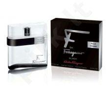 Salvatore Ferragamo F by Ferragamo Black, tualetinis vanduo (EDT) vyrams, 100 ml