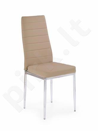 Kėdė K70C, smėlinės sp.