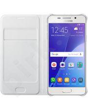 Samsung Galaxy J5(2016) atverčiamas dėklas baltas