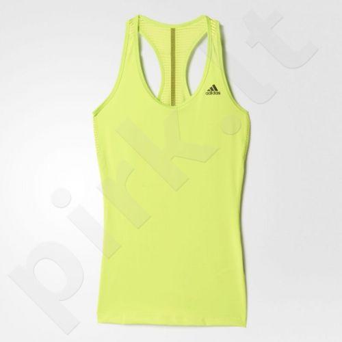 Marškinėliai treniruotėms Adidas Athletic Tank W AK0420