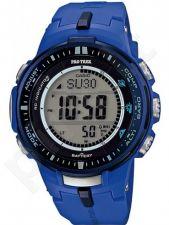 Laikrodis CASIO PRO TREK PRW-3000-2BE