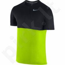 Marškinėliai bėgimui  Nike Racer Short-Sleeve M 644396-702