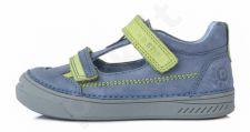 D.D. step mėlyni batai 25-30 d. 040437bm