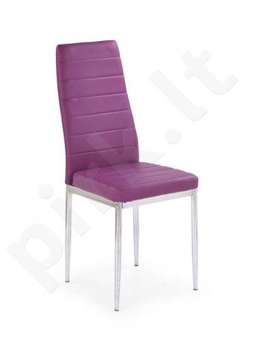 Kėdė K70C, violetinės sp.