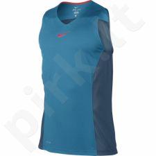 Marškinėliai krepšiniui Nike Pavadinimas Hybrid M 618321-413