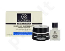 Collistar Men Energizing kremas-gelis rinkinys vyrams, (50 ml Men Energizing kremas-gelis + 15 ml After-Shave Balm Sensitive Skin)