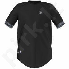 Marškinėliai Adidas Fanwear Tee Brooklyn Nets Junior AJ1957