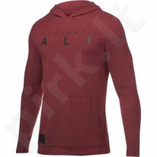 Bliuzonas  Under Armour Muhammad Ali Wordmark Triblend Hood M 1291886-625