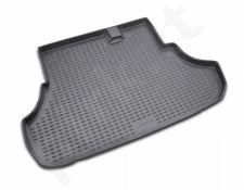 Guminis bagažinės kilimėlis MITSUBISHI Lancer sedan 2007-2010  black /N27014