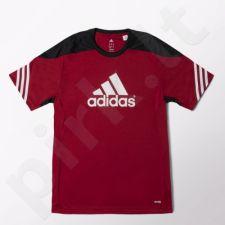 Marškinėliai treniruotėms Adidas Sereno 14 M D82940