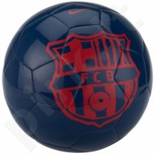 Futbolo kamuolys Nike FC Barcelona Supporters SC3011-410