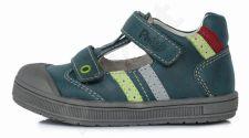 D.D. step tamsiai žali batai 22-27 d. da031359a