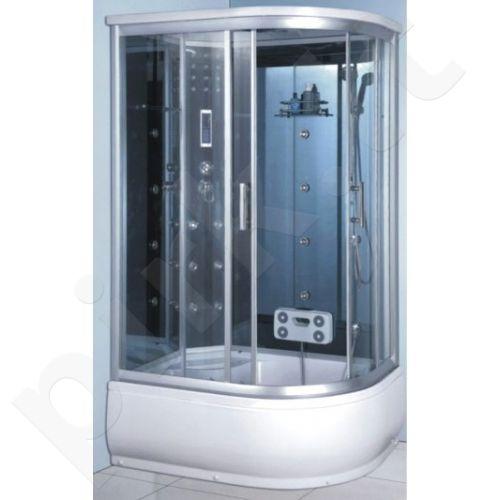 Masažinė dušo kabina K8406 kairė
