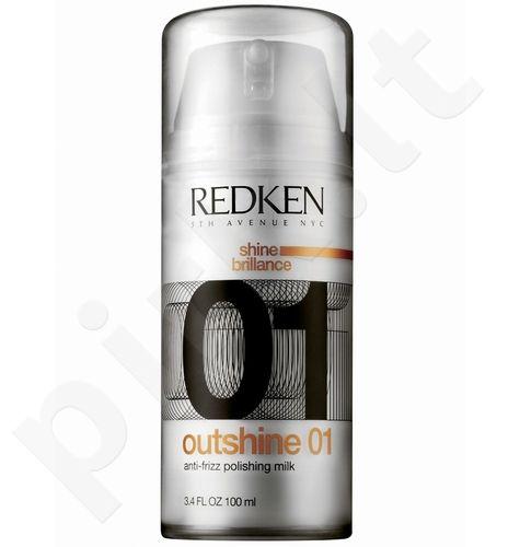 Redken Outshine 01, 100ml, kosmetika moterims