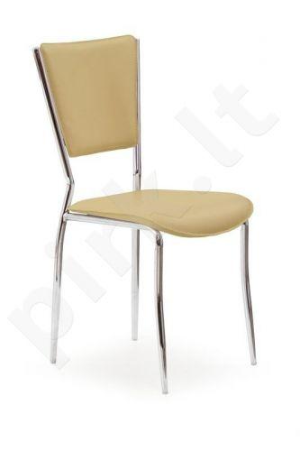 Kėdė K72C, šviesiai rudos sp.