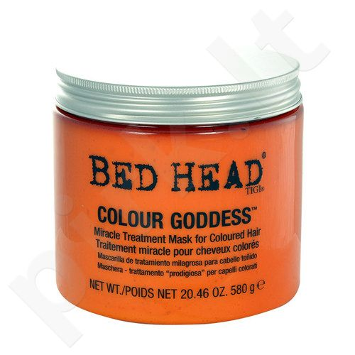 Tigi Bed Head Colour Goddess Miracle Treatment Mask, kosmetika moterims, 200g