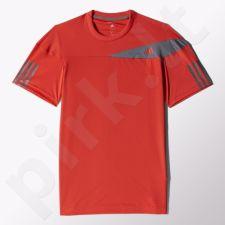 Marškinėliai tenisui Adidas Response Tee M S15707