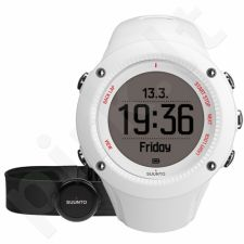 Universalus laikrodis SUUNTO AMBIT3 RUN White HR