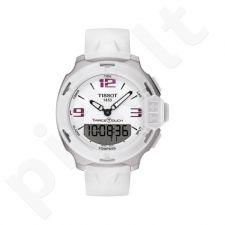 Tissot T-Race Touch T081.420.17.017.00 vyriškas laikrodis-chronometras