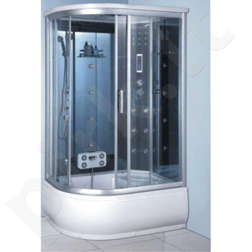 Masažinė dušo kabina K8416 dešinė