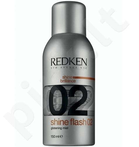 Redken Shine Flash 02, 150ml, kosmetika moterims