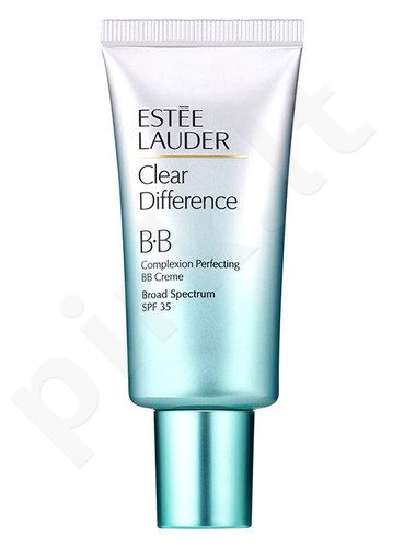 Esteé Lauder Clear Difference BB kremas SPF35, kosmetika moterims, 30ml, (02 Medium)