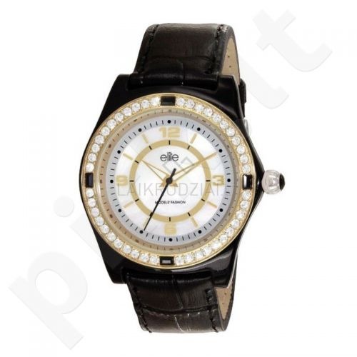 Moteriškas laikrodis ELITE E52862-911