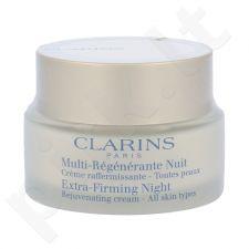 Clarins Ekstra Stangrinamasis naktinis veido kremas, atjauninantis, kosmetika moterims, 50ml, (testeris)
