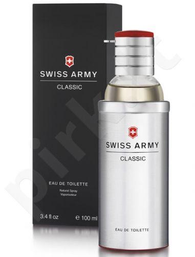 Swiss Army Classic, tualetinis vanduo (EDT) vyrams, 100 ml