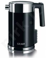 Elektrinis virdulys GRAEF WK702EU juodas