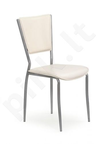 Kėdė K72M, kreminės sp.
