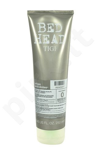 Tigi Bed Head Urban Antidotes Reboot Scalp šampūnas, kosmetika moterims, 250ml