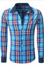 Marškiniai CRSM - mėlyno atspalvio 9505-1