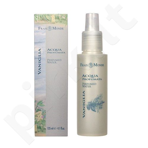 Frais Monde Vanilla Perfumed Water, kosmetika moterims, 125ml
