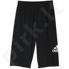Šortai sportiniai Adidas Logo 3/4 M AK1932