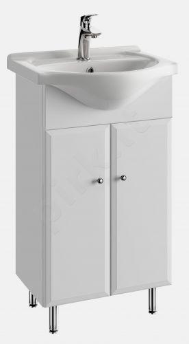 Vonios kambario spintelė su praustuvu 5002 D50 koj.