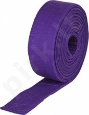 Diržas budo 3,0m violetinė