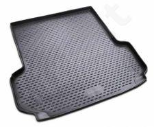 Guminis bagažinės kilimėlis MITSUBISHI Pajero Sport 2008-2016 black /N27029