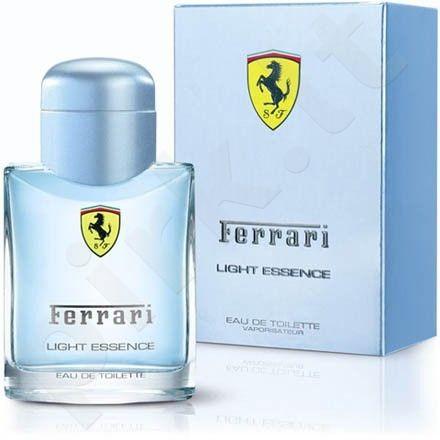 Ferrari Scuderia Ferrari Light Essence, tualetinis vanduo vyrams, 125ml