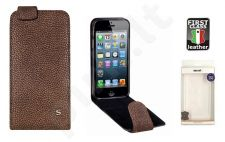 Apple iPhone 5 dėklas GRAVEL Sox rudas