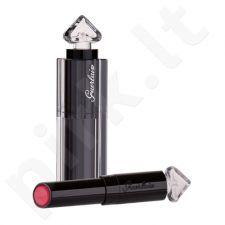 Guerlain La Petite Robe Noire Deliciously Shiny lūpų dažai, kosmetika moterims, 2,8g, (021 Red Teddy)