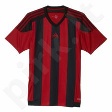 Marškinėliai futbolui Adidas Striped 15 Junior AA3726
