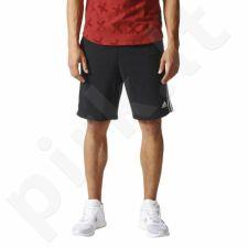 Šortai sportiniai Adidas ESS 3S Short FT M BK7468