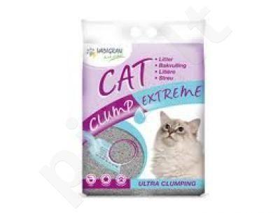 Smėlis katėms CLUMP EXTREME 15kg